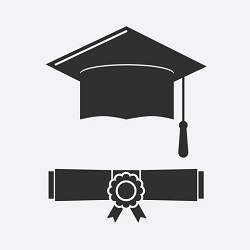 إعلان خاص بتسليم شهادات التخرج قسم علوم و تقنيات