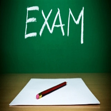 برنامج الامتحانات التي لم تنجز