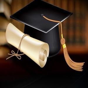 إعلان خاص بتسليم شهادات التخرج بمعهد الاقتصاد