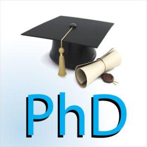 توزيع مترشحي مسابقة التكوين في الطور الثالث (دكتوراه) لمعهد العلوم الاقتصادية