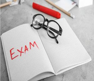 برنامج الامتحان